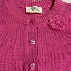 Children's Place Matching Sets - Toddler Sweater & Top